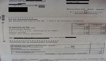 emails mit angeblichen steuerbescheid sofort l schen. Black Bedroom Furniture Sets. Home Design Ideas
