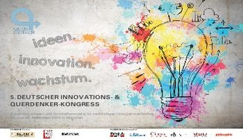 Deutscher Innovations- & Querdenker-Kongress: Programm