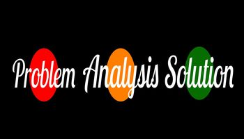 Banner: Problem, Analysis, Solution