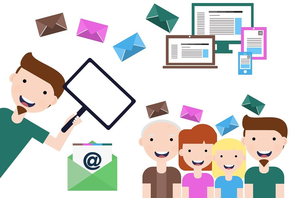 E-Mail Marketing Newsletter Vergleich