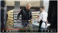 edeka youtube werbung Scooter