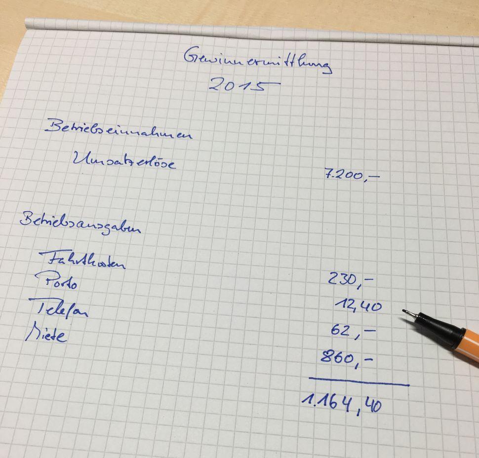 Vorlage Rechnung Ohne Umsatzsteuer Kostenlos