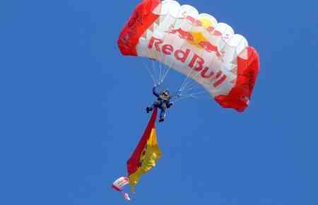 Red Bull Sponsoring
