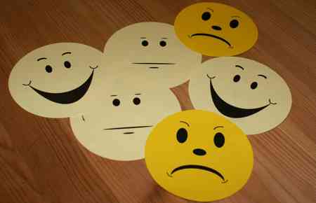 Smileys zur Bewertung