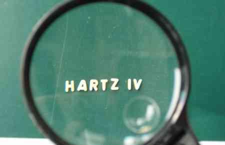Hartz IV unter der Lupe