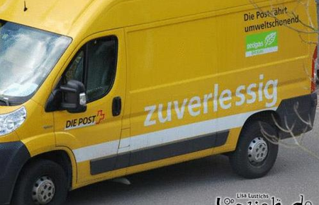 Deutsche Post Auto